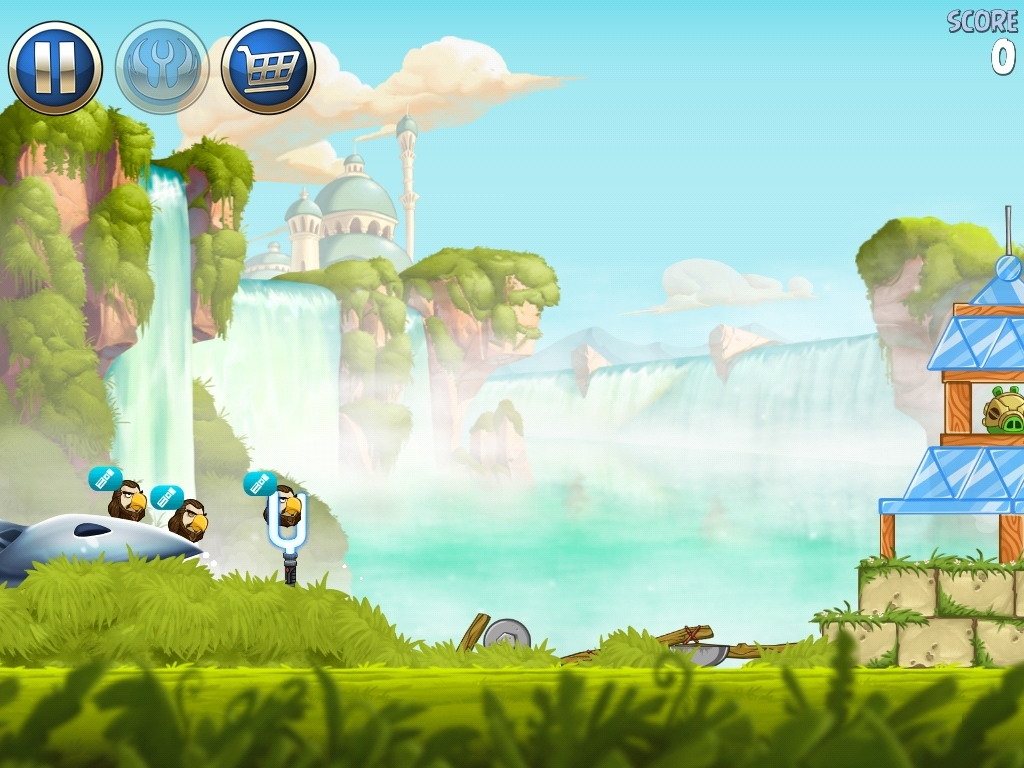 Angrybirds Francescanatale 05: Angry Birds Star Wars 2 Spieletest: Das Beste Angry Birds