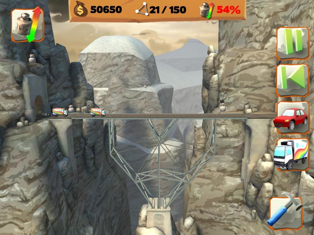 Bridge Constructor Playground Spieletest Br 252 Ckenbau F 252 R