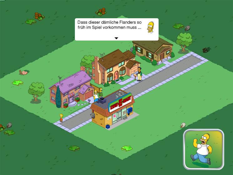 Die Simpsons – Springfield Spieletest: Die gelbste Familie der Welt