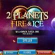 Die zwei Planeten- Feuer und Eis