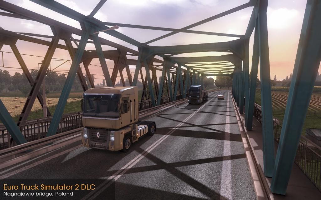 euro truck simulator 2 add on erste screenshots. Black Bedroom Furniture Sets. Home Design Ideas