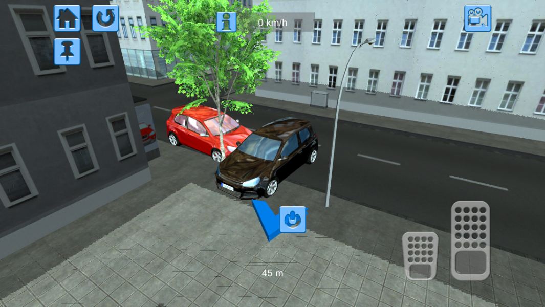 fahr simulator spiele