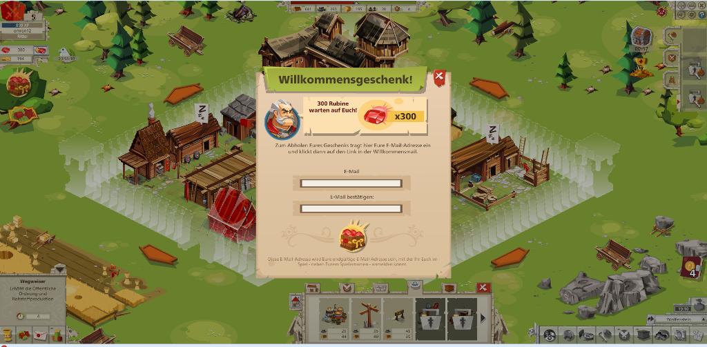 goodgame empire online spielen