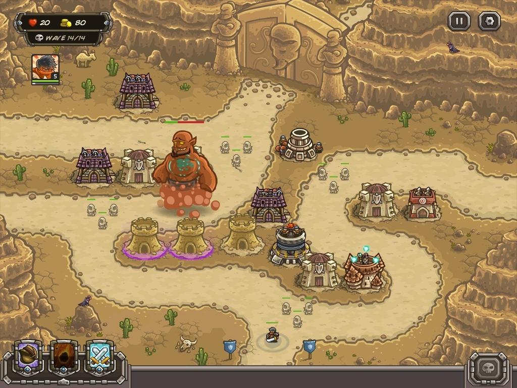 tower defense kostenlos spielen kingdom rush frontiers