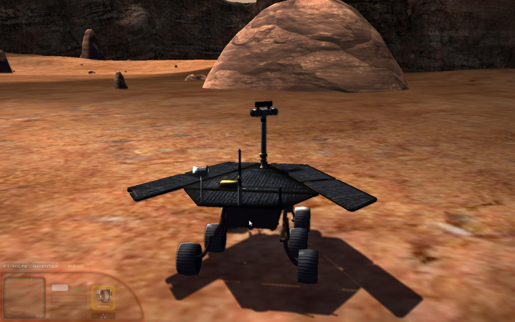 mars rover simulator - photo #19