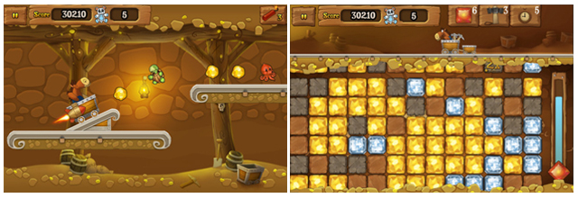 Plushed Gold von Blacksmithgames