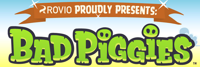 Bad Piggies by Rovio