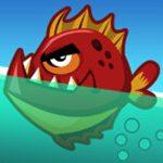 Fish Fury Spieletest: Fressen, fressen, fressen