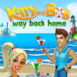 Katy and Bob – Way Back Home Spieletest: Der etwas andere Südseetrip