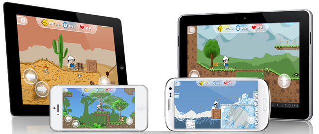 Mainzelmännchen App für iOS und Android