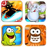 Best of 2012 News: Die besten iPhone-Spiele für die ganze Familie
