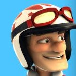Joe Danger Spieletest: Stuntman-Action auf Smartphone und Tablet