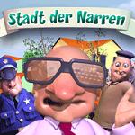 Stadt der Narren Spieletest: Ein komisches Abenteuer