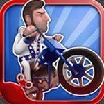 Daredevil Rider Spieletest: Der fliegende Elvis auf zwei Rädern