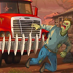 Earn To Die Spieletest: Rasante Zombie-Hatz