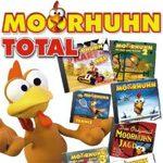 Top-Schnäppchen: Sechs Moorhuhn-Spiele ab 0,01€ kaufen