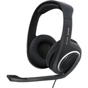 Das ist ein Standard-Headset, wie die meisten heutzutage aussehen. (Foto: Sennheiser)