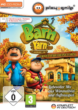 Barn Yarn in Deutsch