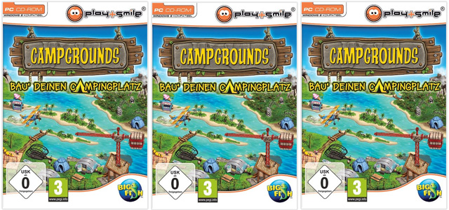 Campgrounds Gewinnspiel