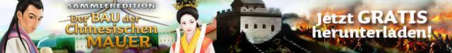 Der Bau der Chinesischen Mauer