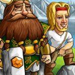 Im Land der Wikinger Spieletest: Gehetzte Krieger mit Witz
