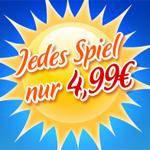 Schnäppchen-Tipp: 12 Top-Spiele für je 4,99 Euro