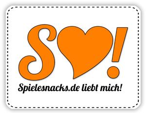 Spielesnacks.de Award - Spielesnacks.de liebt mich!