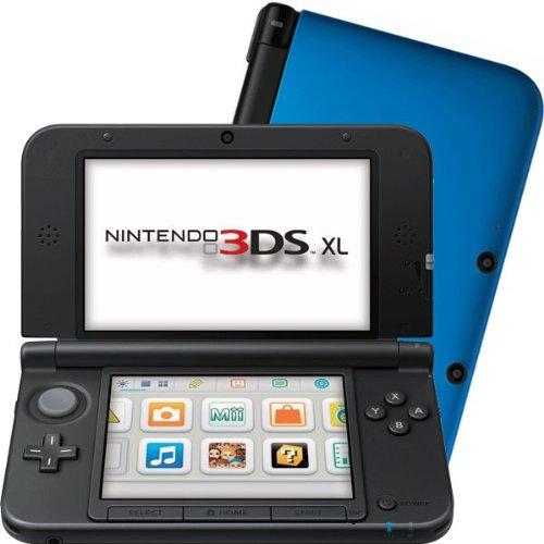 Der XL ist wirklich groß, liegt aber gut in der Hand. (Foto: Nintendo)