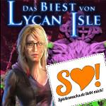 Spielesnacks.de Highlight // Das Biest von Lycan Isle Spieletest: Gruselstimmung vom Feinsten