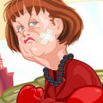 Kanzlerboxen Onlinespiel: Steige mit Angie in den Ring