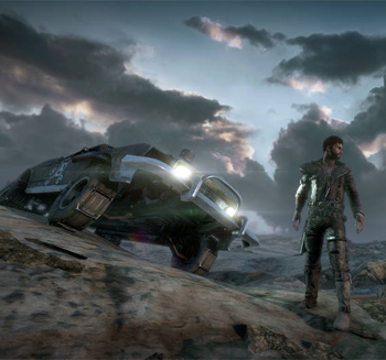 Mad Max für Playstation 4