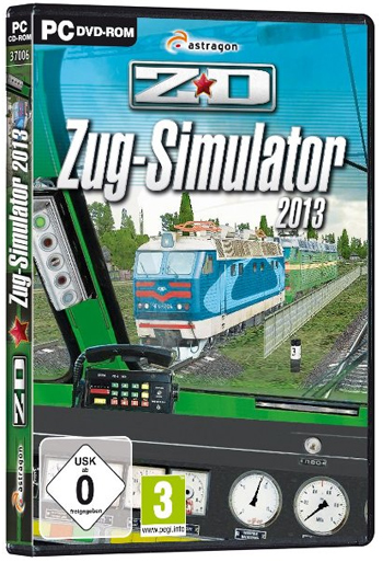 ZD Zug Simulator Gewinnspiel
