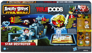 Die Angry Birds Star Wars 2 Telepods Spielzeuge