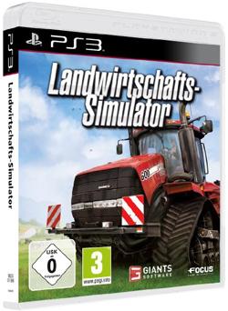 Der Landwirtschafts-Simulator für Playstation 3