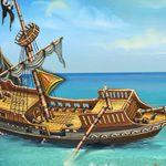 Pirate Treasures – Das Geheimnis der Goldenen Münze Spieletest: Schick verpackter Langweiler