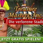 Wimmelbilder ohne Ende: Demo zu Treasure Masters, Inc. herunterladen