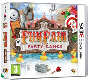 funfair-party-games