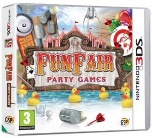 funfair-party-games