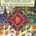 Die Suche nach den Runensteinen – Rune Stone Quest: Selbst der kleine Hobbit wäre von diesem 3-Gewinnt Spiel angetan