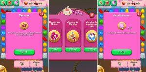 Candy Crush Saga Booster kaufen