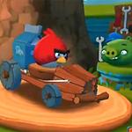 Angry Birds Go Top-News: Das neue Angry Birds-Spiel ist da. Und irgendwie auch nicht.