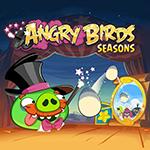 Angry Birds Seasons: Die Feiertags-Vögel fliegen im Demo-Download