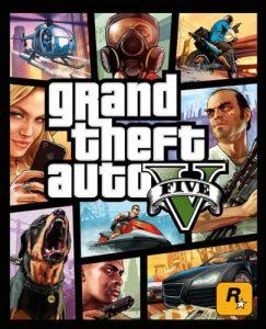 GTA V von Rockstar Games.