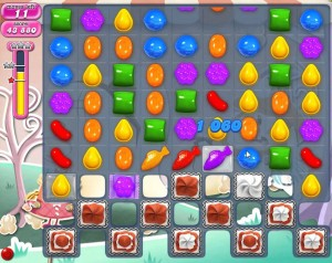 Candy Crush Saga Booster Gummifisch