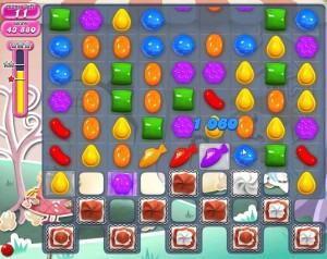 Candy Crush Saga Booster Gummifisch