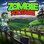 Untote wollen dein Gehirn im Demo-Download von Zombie Solitaire