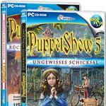 Blitz-Gewinnspiel für Gruselfreunde: PuppetShow 4 & 5 zu gewinnen