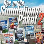 Das große Simulations-Paket 2 – Premium Edition News: Fettes Sparpäckchen für Simulations-Fans