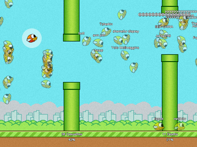 Flap-MMO