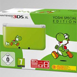 News: Bunter Nintendo 3DS XL im Design von Yoshi's New Island